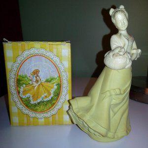 Antique Avon Collector Figurine